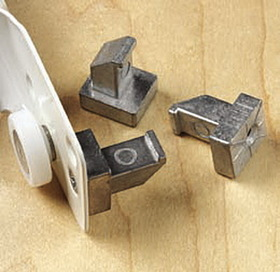 Pull Out Shelves Hook Dowels Pilaster System