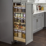 Pull Out Pantry 6 inch openings