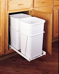 Double 27Qt White