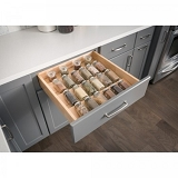 Drawer Spice Tray Organize|15 and 24